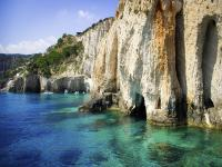 Blue caves, Zakunthos