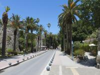 City view of Kos island