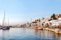 Naxos old town
