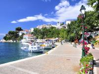 Skiathos old port