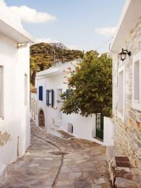 Filloti village, Naxos