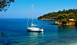 Sailing destinations near Athens