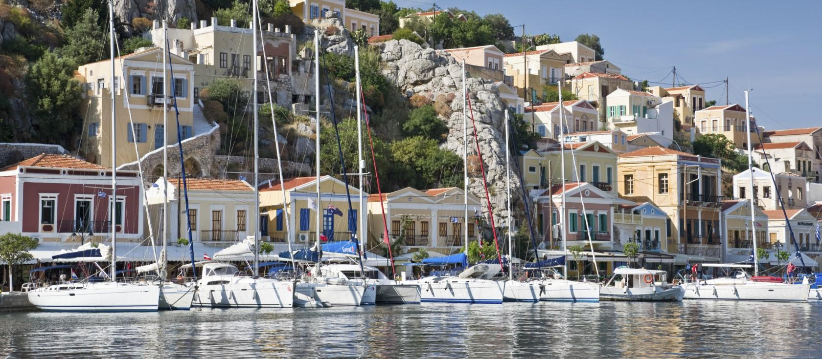 YACHT CHARTERS in GREECE